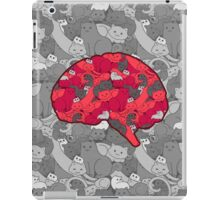 This is your brain...on CATS! iPad Case/Skin