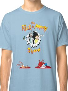 The Rick & Morty Show Featuring Ren & Stimpy Classic T-Shirt