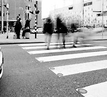 En passant by out-of-focus