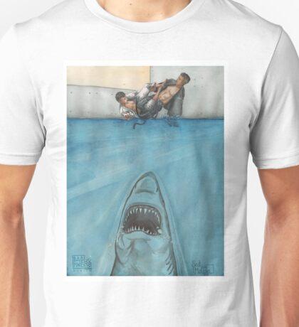 JITS - Mat is Ocean - UNLETTERED Unisex T-Shirt