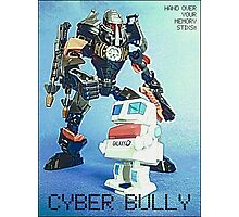 Cyber Bully by Tim Constable Photographic Print