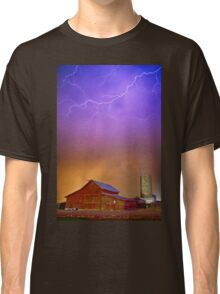 Colorful Country Storm Classic T-Shirt