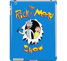 The Rick & Morty Show! iPad Case/Skin