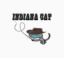 Indiana Cat Unisex T-Shirt
