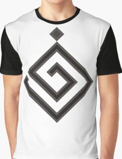Holy Square Graphic T-Shirt