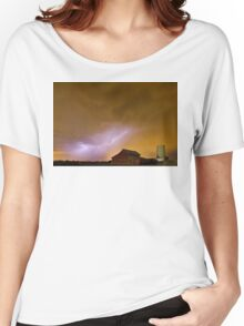 Country Spring Storm Women's Relaxed Fit T-Shirt
