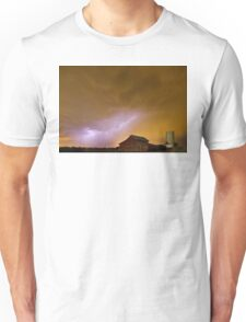 Country Spring Storm Unisex T-Shirt