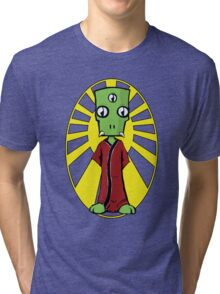 The Visitor Tri-blend T-Shirt