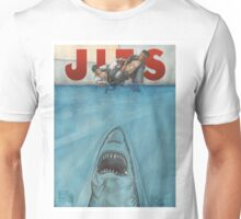 JITS - Mat is Ocean - TITLE ONLY Unisex T-Shirt