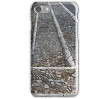 Pebble Stone Steps iPhone Case/Skin