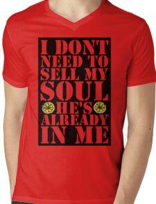 Adored Mens V-Neck T-Shirt