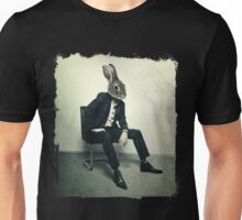Stylish Rabbit Unisex T-Shirt