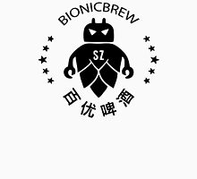 Bionic Brew Chinese Brewery Robot Beer Unisex T-Shirt