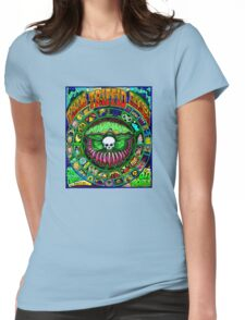 Texas Triffid Ranch Womens Fitted T-Shirt