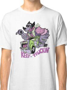 Keep on Truckin' Classic T-Shirt