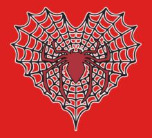 Spider Heart Kids Clothes