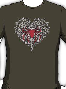 Spider Heart T-Shirt