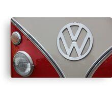 VW Badge Canvas Print