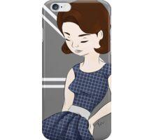 50's Dress iPhone Case/Skin