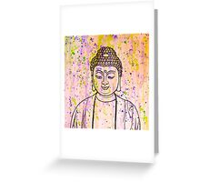 The Enlightened One Greeting Card