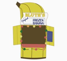 Banana Stand by Kate Pelletier