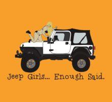 Jeep Girls... Enough Said by JeepsandPlanes