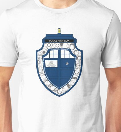 TARDIS of Arms Unisex T-Shirt