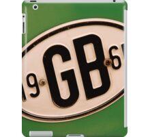 EST GB 1965 iPad Case/Skin