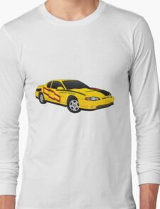 2002 Chevy Monte Carlo Long Sleeve T-Shirt