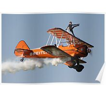 Brietling Wing Walker Poster