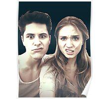 Rita & Michael Poster