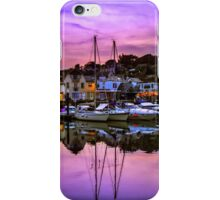 The Harbour iPhone Case/Skin