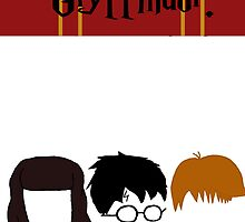 GRYFFINDOR. by textilestalk