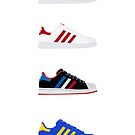Adidas Superstar by Hello I'm Nik