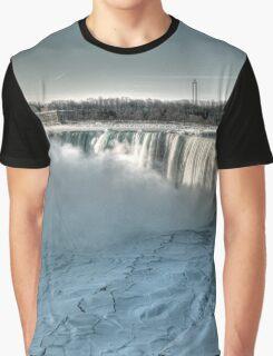 icy niagara Graphic T-Shirt