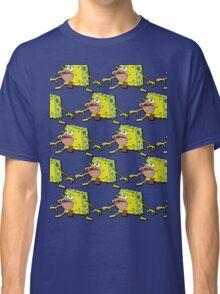 Spongegar/Primitive Sponge Classic T-Shirt