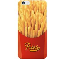 Fries Case iPhone Case/Skin