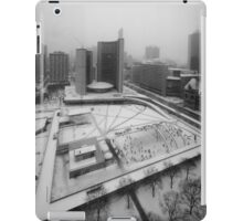 nathan phillip's square iPad Case/Skin