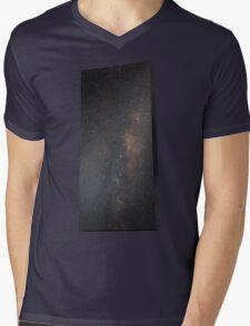 Monolith - It's full of stars Mens V-Neck T-Shirt
