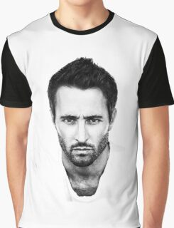 Alex O'Loughlin Graphic T-Shirt