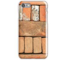 Adobe Brick Patterns iPhone Case/Skin