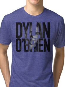 Dylan O'Brien Tri-blend T-Shirt