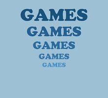 Games Games Games Games Games Unisex T-Shirt