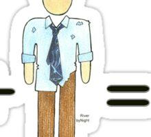 Who Math #3 Sticker