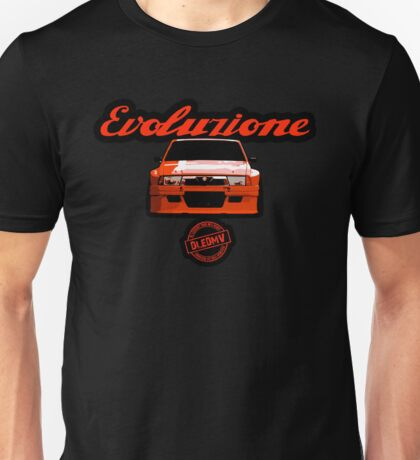 DLEDMV - Evoluzione T-Shirt