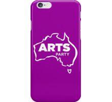 #AusVotesArts Arts Party Australia iPhone Case/Skin