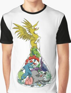 Beaker Beasties Graphic T-Shirt