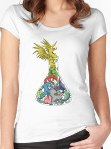 Beaker Beasties Women's Fitted Scoop T-Shirt