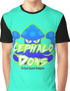 Cephalo Dons Graphic T-Shirt