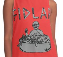 fidlar does exist Contrast Tank